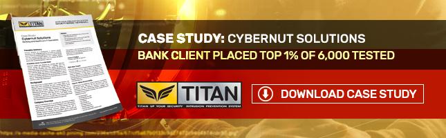 Bank Internet Security Case Study