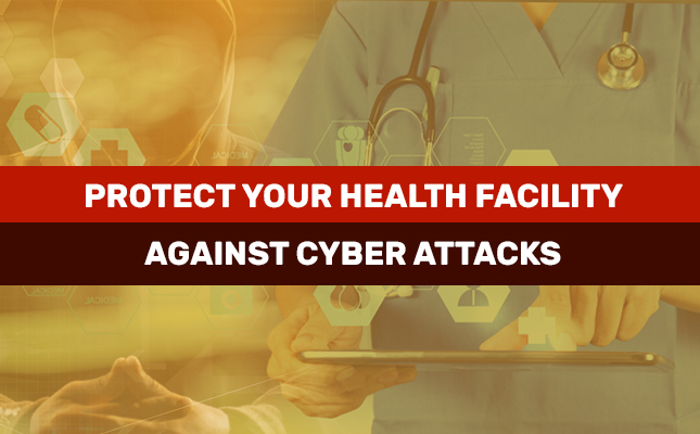 Health facility cyber attacks